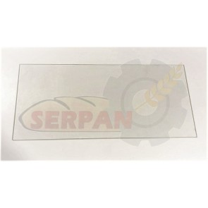 CRISTAL INTERIOR HORNO DOBRA INTERIOR CR3 / FR3 725x335x4mm