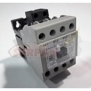 CONTACTOR 4P N/O 40A 230V
