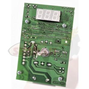 TARJETA CONTROL DE TEMPERATURA HORNOS DOBRA TURBO 611 GAS ; TURBO 1011 GAS CR3 CR4 FR3 FR4 BRADO P
