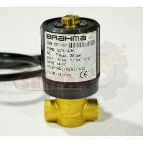 Electrovalvula Brahma Tipo E7/L