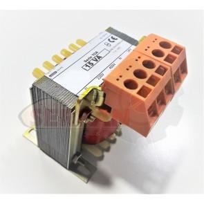 Transformador 15VA 230-380V AC a 24V AC