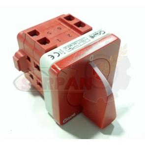 Interruptor 0-1 16A