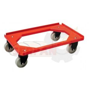 BASE RODANTE STANDARD 600x400 ABS PESO HASTA 250Kg