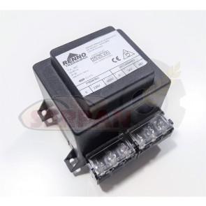 TRANSFORMADOR RENNO 25VA 230-380VAC A 24-48VAC A000810-3CED
