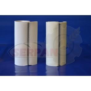 Lona empaquetadora/envasadora Ulma 1440 x 190. Ulma P 500. PVC, Poliuretano. SUBAL, MAPANVA, CSM, BO