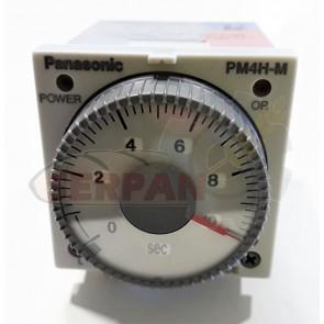 TEMPORIZADOR PANASONIC PM4HM ATC23173 240V A/C