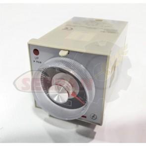 TEMPORIZADOR H3BA-8H 24V AC/DC 0,05 seg a 100h
