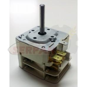 Temporizador 60 minutos GH4117-A horno SMEG, RMG. FIMOA. GH4117 A. Alfa100X, Alfa10XA, Alfa130X, Alf