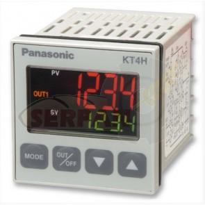 CONTROLADOR TEMPERATURA PANASONIC AKT4H111200 240Vac PT100
