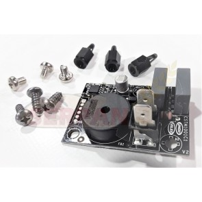 KIT TIMBRE ELECTRONICO HORNO UNOX 15s 120V. XAFT113; XAFT133; XAFT183; XAFT193; XFT113; XFT133; XFT1